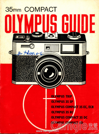 Olympus奥林巴斯 35mm compact guide_相机说明书.png