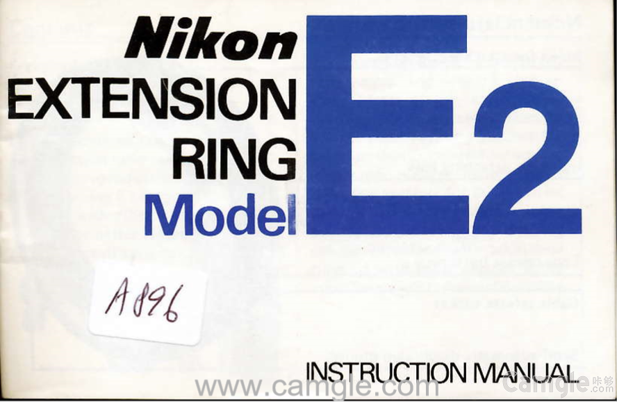 Nikon Extension Ring Model E2.png
